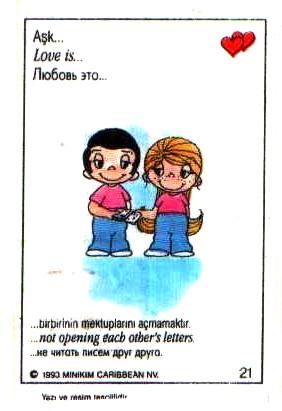 love is фантик 3