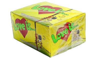 Love is: кокос/ананас